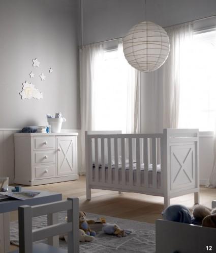 Consejos para la habitaci n del beb - Muebles para la habitacion del bebe ...