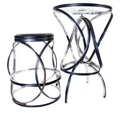 Muebles de reciclaje