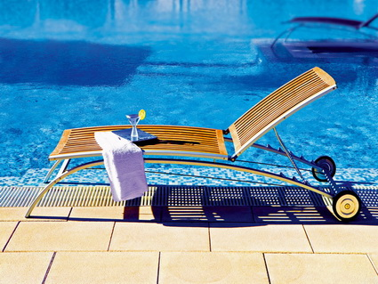Tumbonas para la piscina - Tumbonas para piscina ...