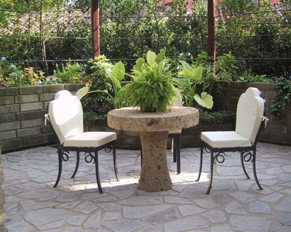 Decoraci n en el jard n for Casa y jardin revista decoracion