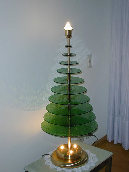 Árboles navideños ecológicos