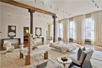 Ideas para iluminar mejor el hogar - Ideas iluminacion salon ...