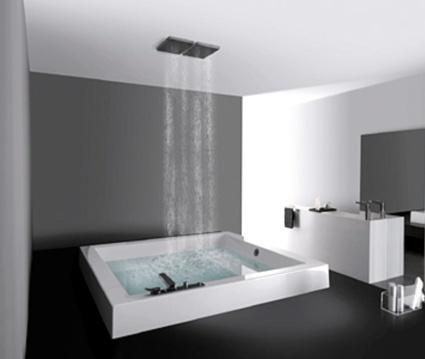 Baños con estilo minimalista