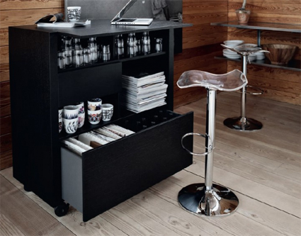 Inspira boconcept insp rate boconcept pinterest for Diseno bar pequeno