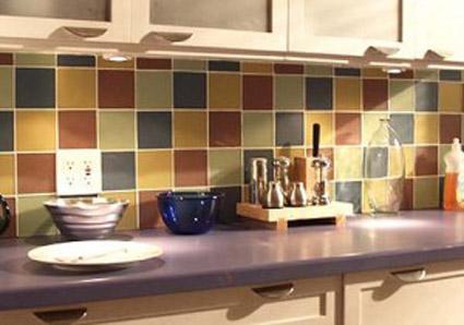 Cer micas para la cocina - Azulejos rusticos para cocinas ...