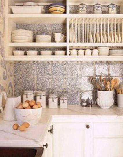 Cer micas para la cocina for Ceramica cocina decoracion