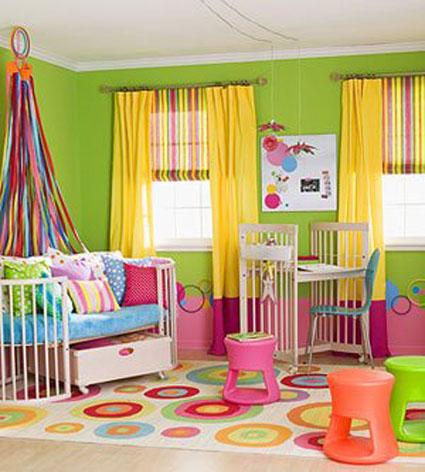 Cortinas infantiles - Cortinas habitaciones infantiles ...