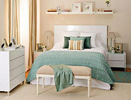 Dormitorios muy femeninos - DecoActual.com