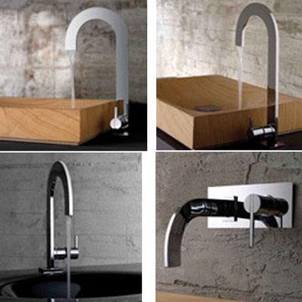 Grifería moderna en tu baño