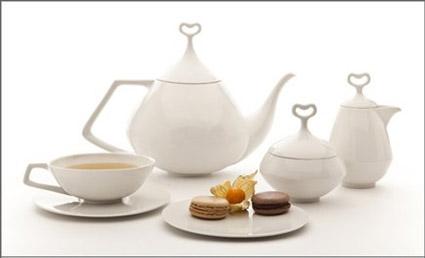 Juegos de té en diversos estilos
