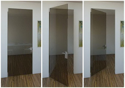 C mo elijo la puerta correcta for Puertas batientes interior