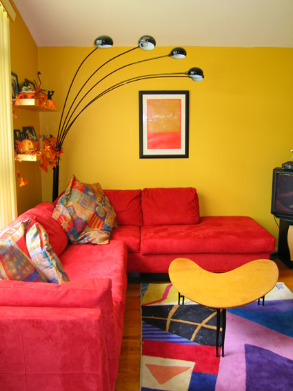 Ilumina tu hogar con el color amarillo