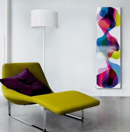 Alegra tus paredes con piezas de arte