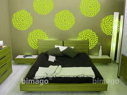 Vinilos decorativos para salas good para colorear las paredes plantas with vinilos decorativos - Vinilos decorativos para salones ...
