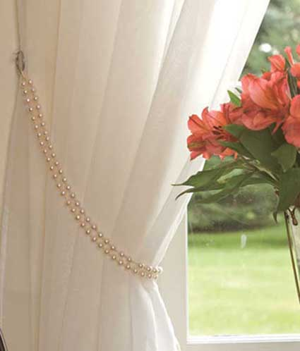 Accesorios para tus cortinas for Accesorios para cortinas