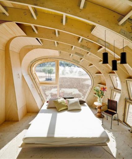 La madera tu hogar