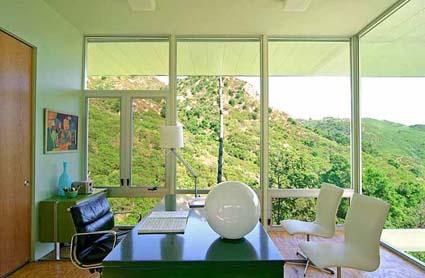 Casa de diseño panorámico