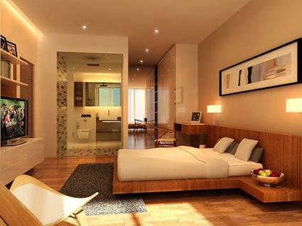 Ideas para decorar tu habitación con madera