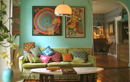 Consejos para tu decoraci n vintage for Decoracion departamentos pequenos vintage
