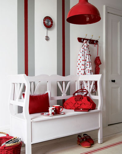 Muebles pintados en casa - Muebles antiguos pintados de blanco ...