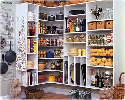 Organiza mejor el espacio de tu cocina
