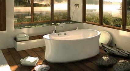 Un paraíso en tu cuarto de baño