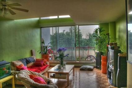 A ade el color verde a tu hogar for Decoracion hogar verde