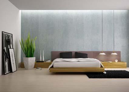 Decoración moderna para habitaciones