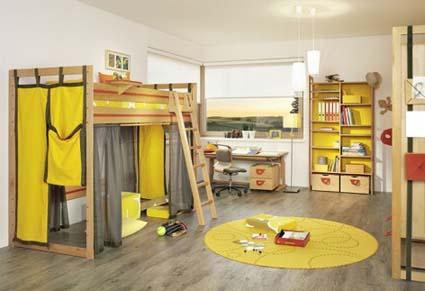 Muebles modernos infantiles - DecoActual.com