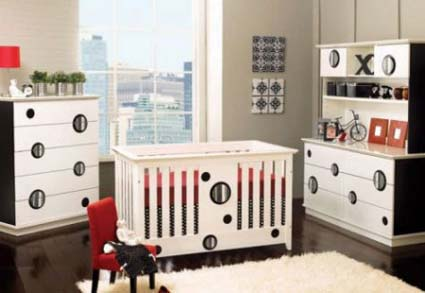 Muebles modernos infantiles
