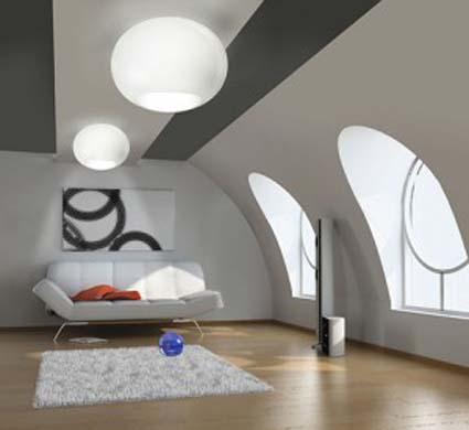 Consejos para iluminar tu hogar por zonas