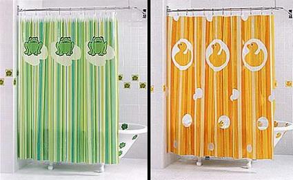 Elección de mamparas o cortinas