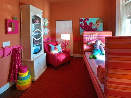 Consejos para la decoración infantil