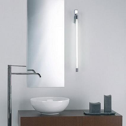 Convertir un cuarto de baño pequeño en un espacio amplio