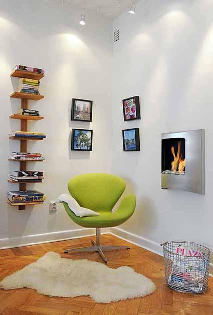 Redecora tu rincón de lectura según tu estilo
