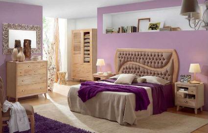 Dormitorios vintage - Dormitorio vintage chic ...