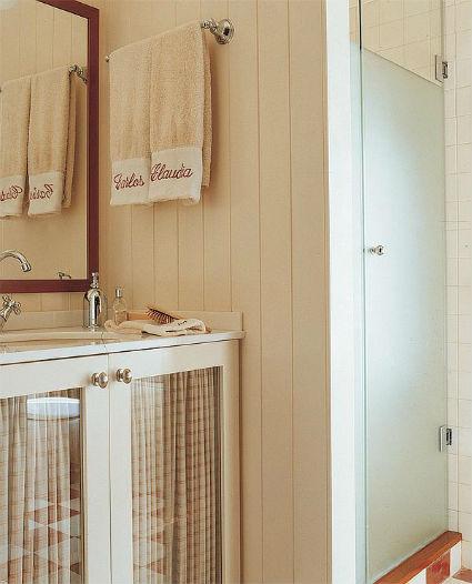 Decoracion Baños De Campo:resistentes que puedes utilizar también para los espejos de baño