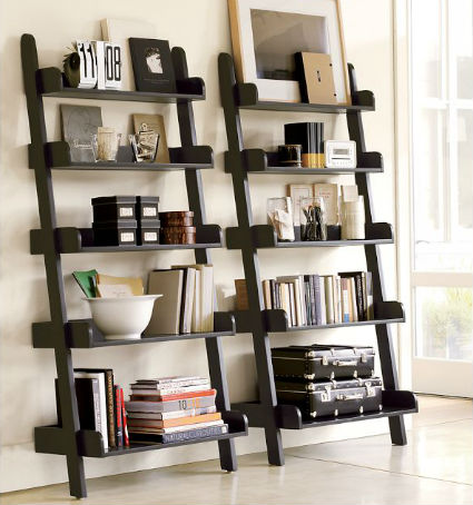 Muebles para ordenar el sal n - Living room multi use shelf idea ...