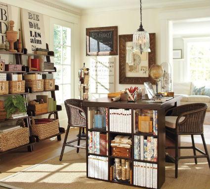 Muebles para ordenar el sal n for Escritorios para salon