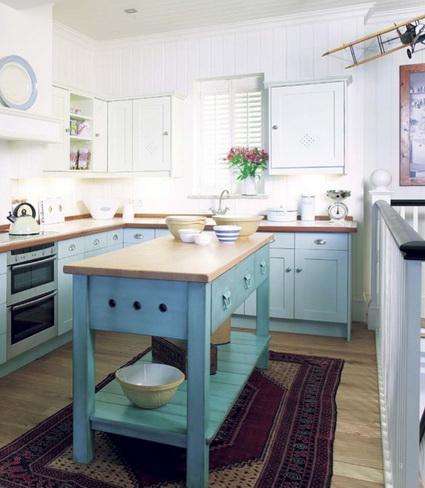 Mesa diy inspiraciones de cocina - Detalles para la cocina ...