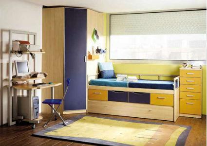 Claves para decorar un dormitorio juvenil - Decorar un dormitorio juvenil ...