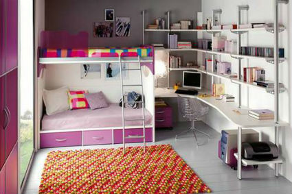 Claves para decorar un dormitorio juvenil