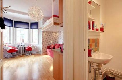 Decorar viviendas de 30 metros cuadrados - Decorar piso 25 metros cuadrados ...