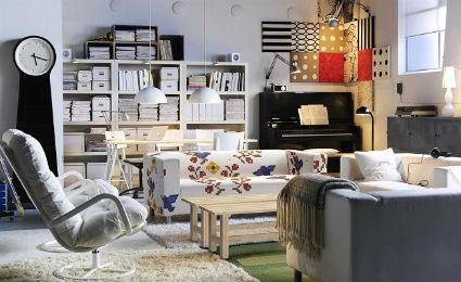 Reciclaje - Como decorar un salon con poco dinero ...