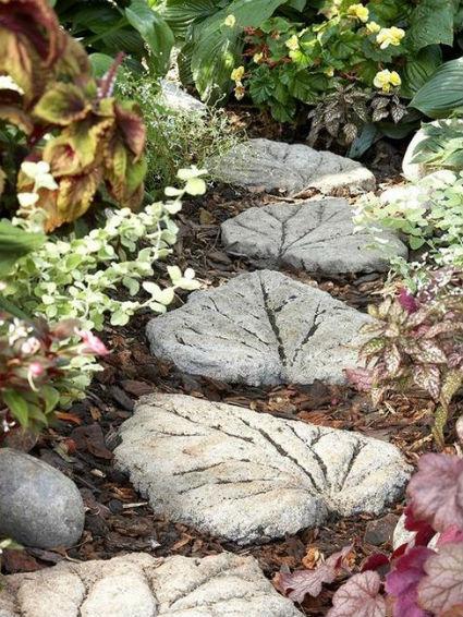 decoracion jardin