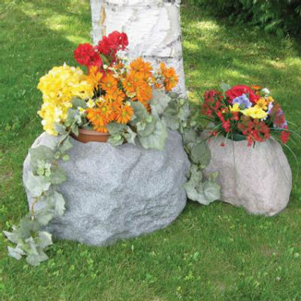 Decorar jardines con macetas for Como decorar un jardin con plantas y flores