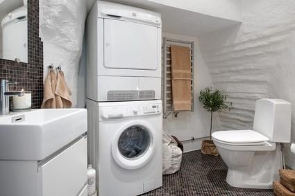 Un peque o apartamento for Articulos de bano chile
