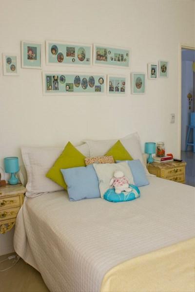 paredes dormitorio