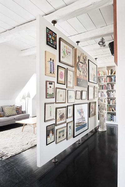Decoración de pisos tipo loft