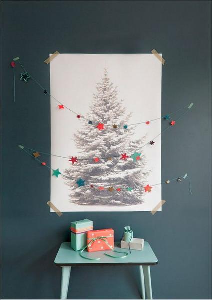 arbol navidad idea